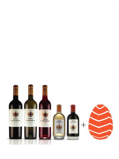 Ervideira Easter wines